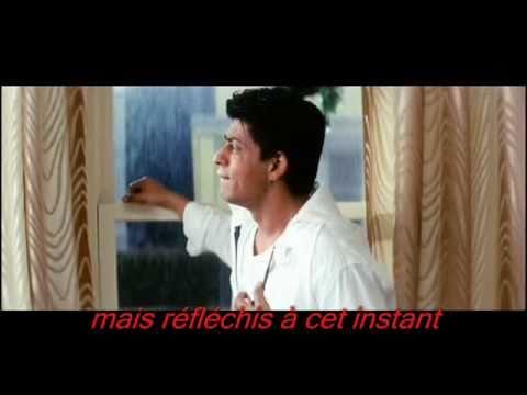 Kal ho naa ho - shahrukh khan lyrics french