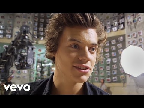 One Direction - Story Of My Life (behind The Scenes) video