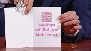Late Show First Drafts: Valentine's Day Edition