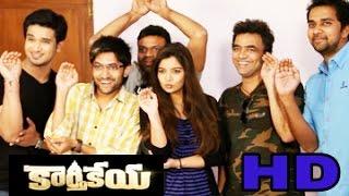 Making Of Karthikeya Movie || Nikhil || Swathi