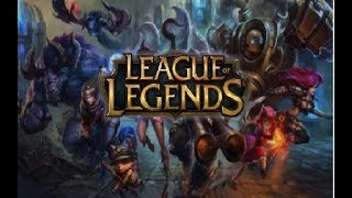 League of Legends TM  battlefield by LeNix