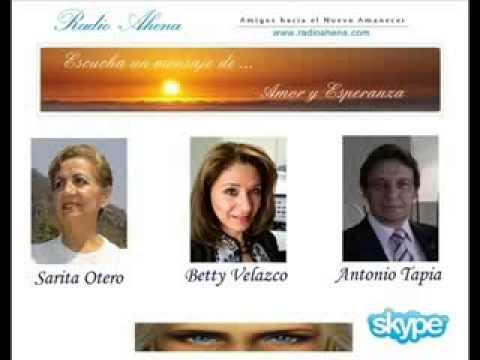 Mensaje del Maestro Alaniso y Sarita Otero - 19 de Diciembre 2012