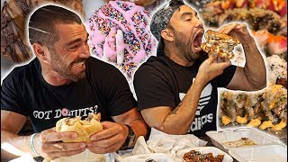 Epic Cheat Day with Nate Figgs | Got Donuts?