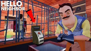 The Neighbor OWNS A SHOP!!! | Hello Neighbor (Mods)