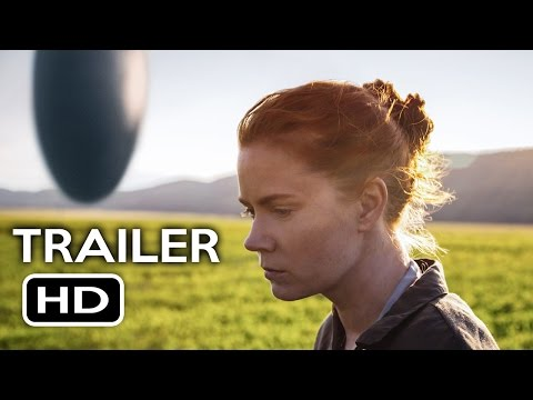 Arrival Official Trailer #2 (2016) Amy Adams, Jeremy Renner Sci-Fi Movie HD