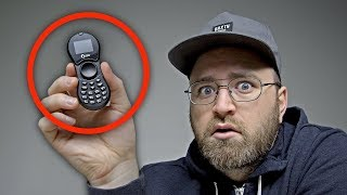 Unbox Therapy Reviews - The Fidget Spinner Phone Is Real...