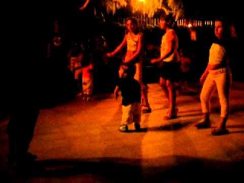 Video bambini divertenti Marco che balla