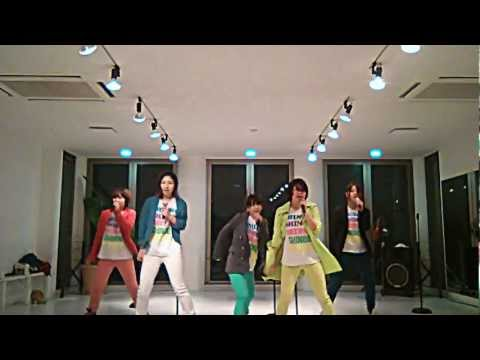 SHINee 샤이니_DREAM GIRL Dance cover (JAPAN)