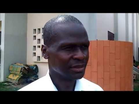 Côte d'ivoire: Le jeu d'échec au Salon des Sports et Loisirs, Noel KOUMOUE de l'APJEC .