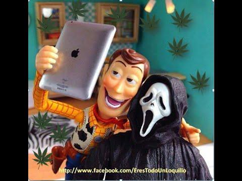 Woody es todo un loquillo - YouTube