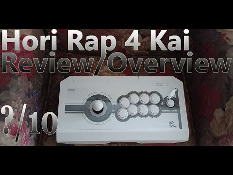 Hori Rap 4 Kai Review / Overall opinions