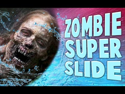 ZOMBIE SUPER SLIDES ★ Call of Duty Zombies Mod (Zombie Games)