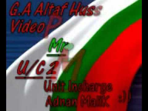 Kandho Se Mila K Kandho K MQM Song Unit 2C Mirpurkhas.Mp4