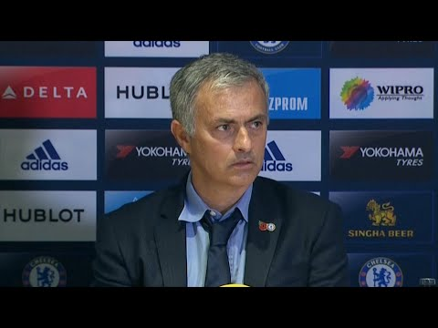 Chelsea 1-3 Liverpool - Jose Mourinho Post Match Press Conference