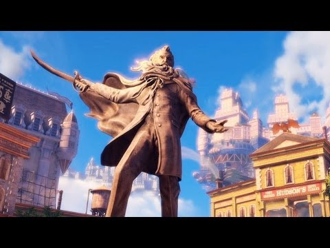 Designing The Cast Of Bioshock Infinite