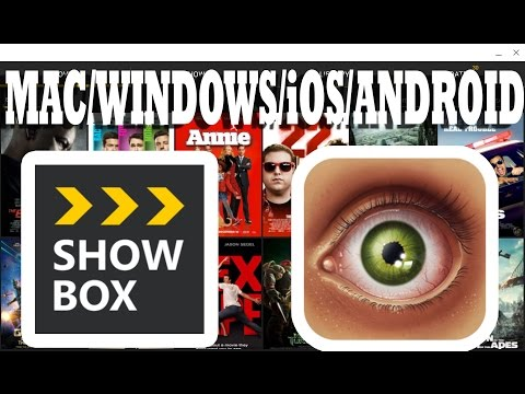 ShowBox/MovieBox Installation Tutorial (Free Movies and TV Shows) iOS/Android/Windows/Mac/Linux
