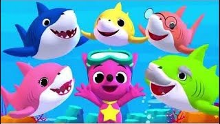 Baby Shark Dance  Pinkfong Sing & Dance   Animal Songs   Pinkfong Songs For Kids - New Version