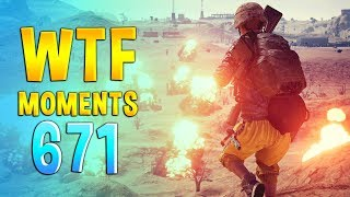 PUBG WTF Funny Daily Moments Highlights Ep 671