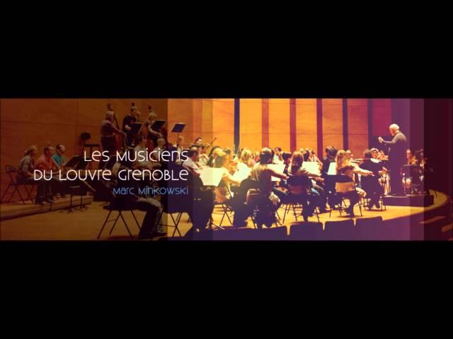 Les Indes Galantes - Rondeau par Les Musiciens du Louvre Grenoble