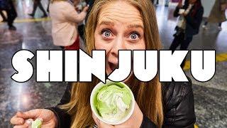 SHINJUKU TOKYO by Night Food Tour! ??