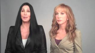 Cher and Kathy Griffin - Things I'd Rather Say