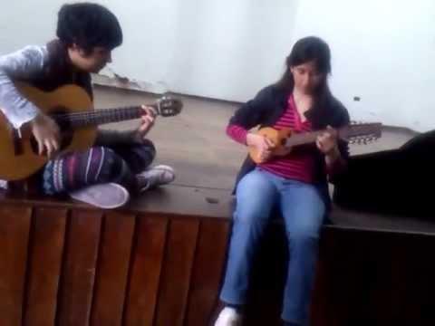 Mely y Vicky Lamento Mataco