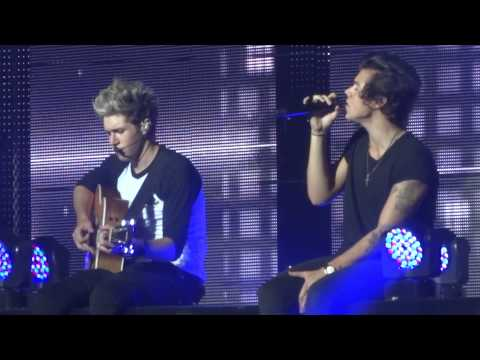 Little Things - One Direction [Live in Perth, Australia]