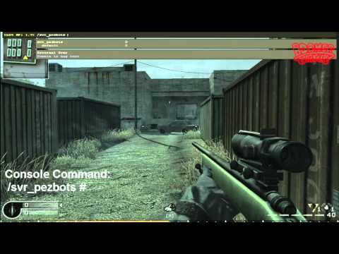 COD4 MW - How To Use PezBots