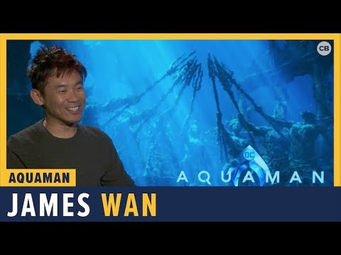 James Wan Talks 'Aquaman'