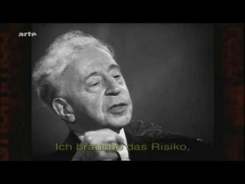 Artur Rubinstein speaks about playing from the heart