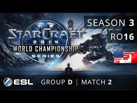 Polt vs. Heart (TvT) - Group D Ro16 - WCS America 2014 Season 3 - StarCraft 2