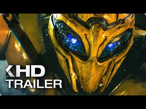 BUMBLEBEE Trailer (2018) Transformers