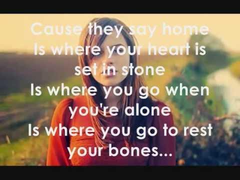 Home by Gabrielle Aplin (Lyrics)