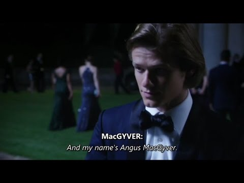 MacGyver (2016) S01E01 • THE NEW [Original] CAST