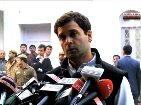 Rahul Gandhi foolish speech after election defeat