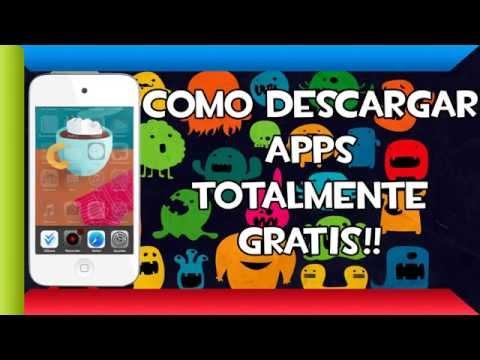 【TUTORIAL】【DESCARGAR APPS TOTALMENTE GRATIS】【iOS】【HD】【iDEVICES】