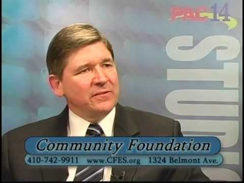 Pac14 - Community Foundation Spotlight - Episode 107 - Ray Hoy - Wor-Wic Community College
