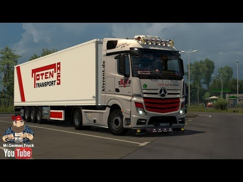 [ETS2 v1.30] NTM semi/full-trailers Pack #1