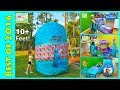The Biggest Egg Surprise Opening Frozen Toy Surprises & More in this Toys Compilation for Kids