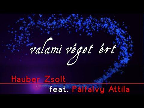 Hauber Zsolt - Valami véget ért (feat. Pálfalvy Attila) Official Music Video 2020