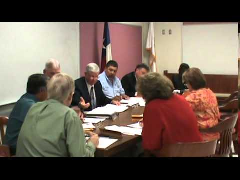 Floresville, Texas (WCN) Commissioners Court 6/8/2015
