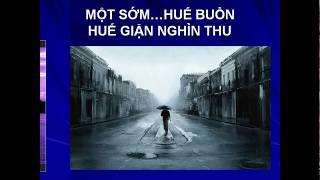 CHUYỆN TÌNH SÔNG HƯƠNG -Đinh Trầm Ca -Thanh Ngọc -NDD