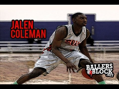 Jalen Coleman Official Mixtape (ESPN #25 Class of 2015)