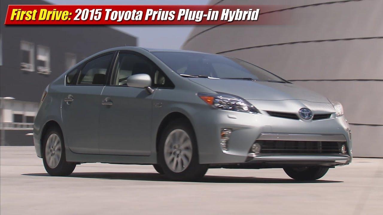 Toyota Приус гибрид обзор