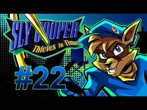 Sly Cooper: Thieves in Time Walkthrough / Gameplay w/ SSoHPKC Part 22 - Royalty
