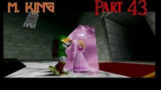 Let's play The Legend of Zelda: Ocarina of Time Part 43: Reunion with Zelda.