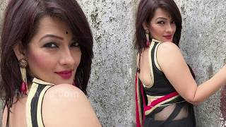 Download Tv Actress Gulfam Kali Hot Photoshoot | Falguni Rajani | Bhabhiji Ghar Par Hain 3Gp Mp4