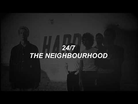 The Neighbourhood - Scary Love (lyrics)