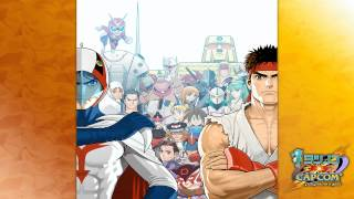 Across the border (Main theme) [JAP] Tatsunoko Vs. Capcom