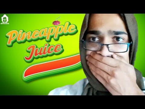 BB Ki Vines-   Pineapple Juice  